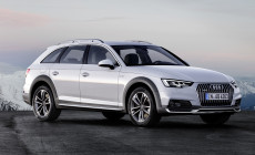 2017 Audi A4 Allroad Quattro: The Next Big Thing From The House of Audi