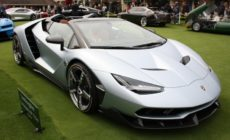 2017 Lamborghini Centenario Roadster : The Most Anticipated Car Has Been Recently Unveiled