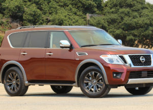 2017 Nissan Armada : This Model Brings Superb Features, Powerful Engine & Elegant Styling