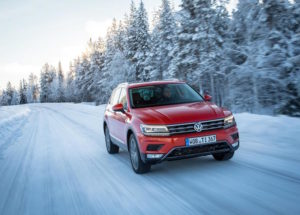 Autobild names new Tiguan as AWD car of the year