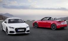 2017 Audi TT S Line Competition Specs