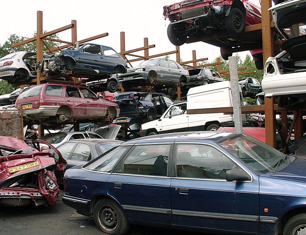 wreck-yard