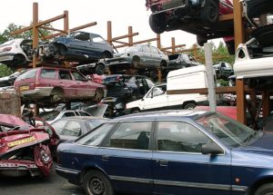 Using a wrecking yard to save money on your motorcycle maintenance