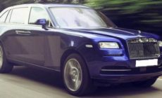 A 2018 Rolls-Royce Cullinan review
