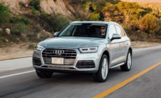 2018 Audi Q5 Redefines SUV new standards — again