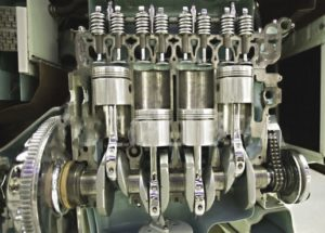 The Internal Combustion Engine Gets Modern