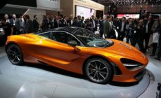 McLaren Dominates At The Geneva Motor Show With The 720S