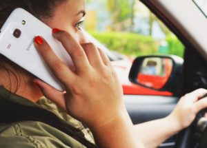 Don't Be Driven To Distraction: Three Common Habits That Could Cost a Life