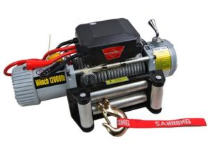 How to Winch Safely