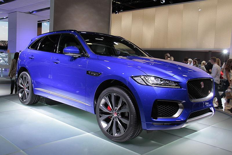Revisão: The Jaguar F-Pace
