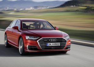 Cool Technologies on the 2019 Audi A8