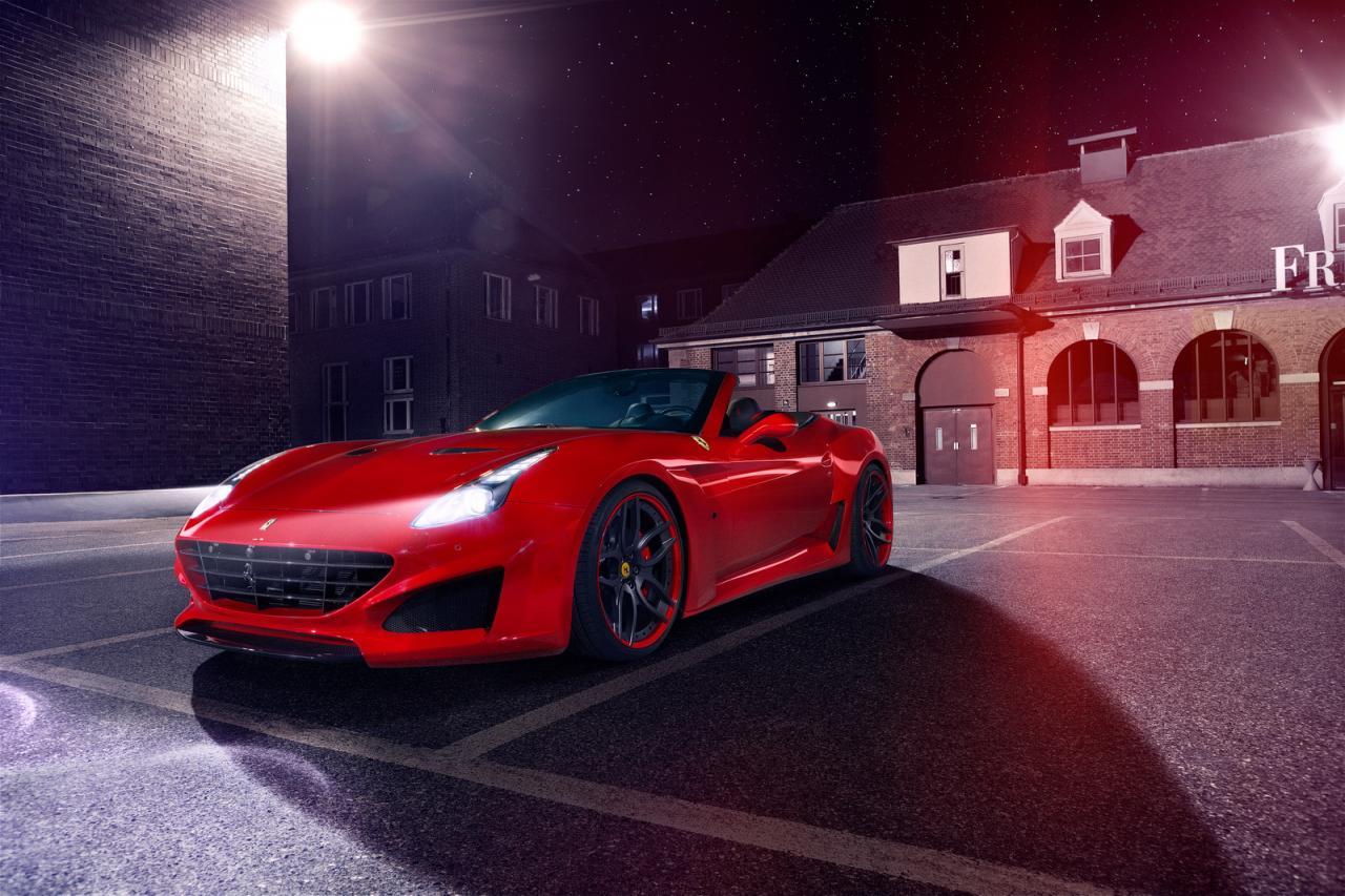 Ferrari California T upgraded by Novitec Rosso to 668 PS ...